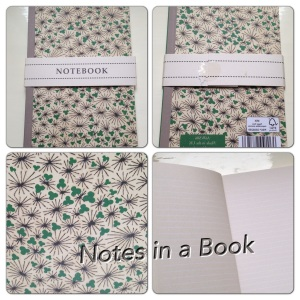 Rosehip Notebook