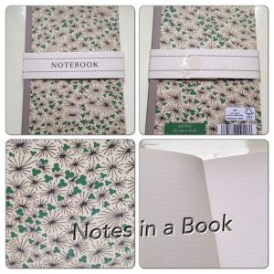 Rosehip Notebook