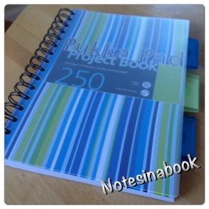 pukkapad notebook